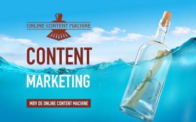 Content Marketing uitbesteden, gaat dat zo maar?